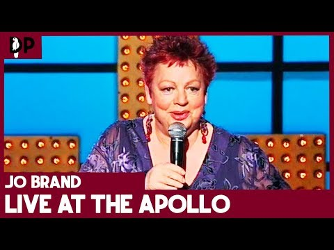 Jo Brand  Live At The Apollo  Season 4  Dead Parrot
