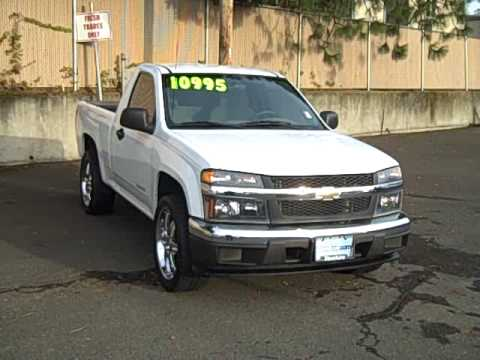 2005 Chevrolet Colorado Regular Cab 5-Speed 2.8L 20 ...