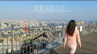 JAPAN TRAVEL DIARY 2018 | Tokyo, Osaka, Kyoto, & Kobe