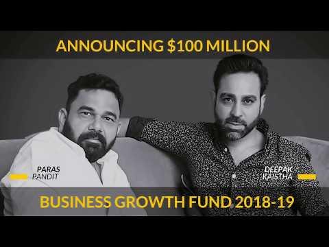 START UP GROWTH FUND - $100 MILLION DOLLARS  | TECHNOLOGY, ENTERTAINMENT, SPORTS Mp3