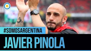 Javier Pinola en #SomosArgentina