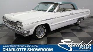 1964 Chevrolet Impala 409 for sale   4746-CHA