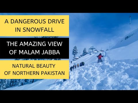 Malam Jabba Ski Resort in Swat Velly khyber Pakhtunkhwa Pakistan