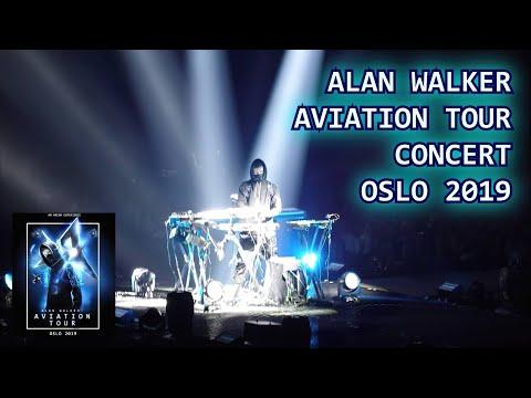 Alan Walker Aviation Tour Full Concert