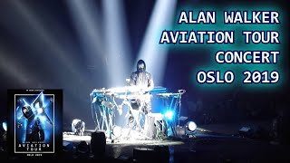 Alan Walker Aviation Tour Full Concert
