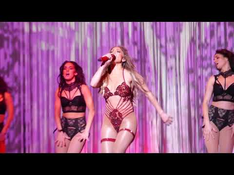 Jennifer Lopez  Booty  All I Have  Zappos Theater  Las Vegas  June 14, 2018 HD