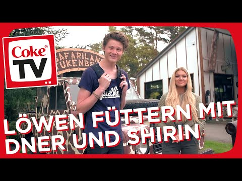 Shirin David und Dner auf Safari | #CokeTVMoment