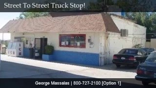 Street To Street Truck Stop Gas Station Property!
