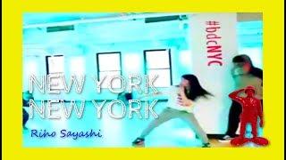 New Yorkのダンス留学を終えた鞘師里保ちゃん Broadway Dance Centerで...
