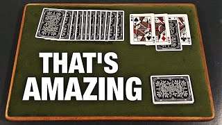 The Easiest No Setup Card Trick BLOWS MINDS!