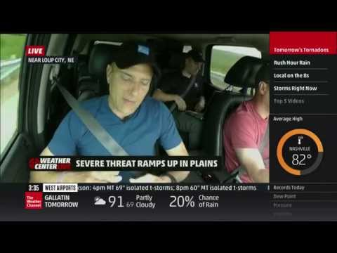 Severe Weather Coverage: June 3, 2014, 1-4pm - The Weather Channel