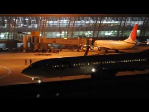 Shanghai Pudong Int'l Airport — A Short Film