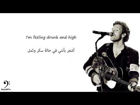 Coldplay - Hymn For The Weekend (lyrics)  مترجمة و بجودة عالية
