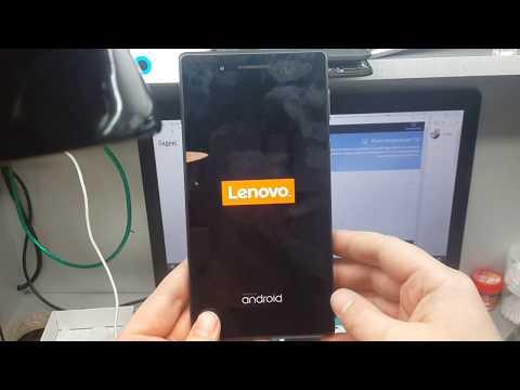 Lenovo Tab 4 7 TB 7504X hard reset Хард ресет   Mobile Info