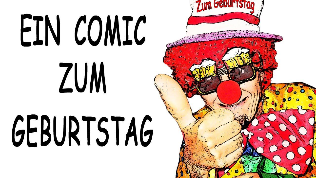 Geburtstag lustige comics