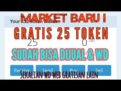 GRATIS 25 XS2 SUDAH BISA JADI BITCOIN DAN WITHDRAW DARI MARKET BARU, SEKALIAN WD DARI WEB GRATISAN !