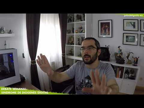 EL SINDROME DE DIOGENES DIGITAL | Debate Semanal