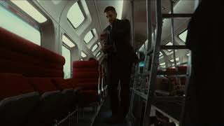 Последний разговор с отцом... отрывок из фильма 《 Исходный Код / Source Code 》2011