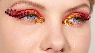 Crystal makeup Thumbnail