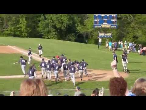 Catonsville High School Baseball 2013 Highlights