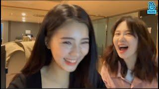 다이아 DIA - 예빈&은채 저세상텐션 방송