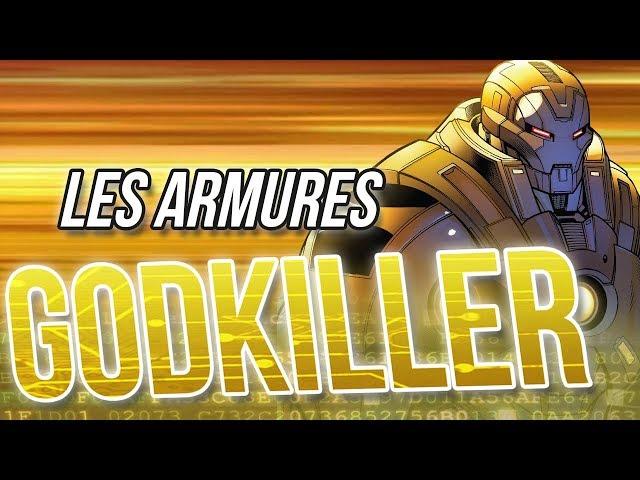 GODKILLER : La MEILLEURE ARMURE d'IRON MAN ?
