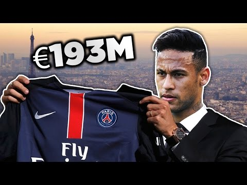 Neymar to PSG for €193m? | Transfer Talk