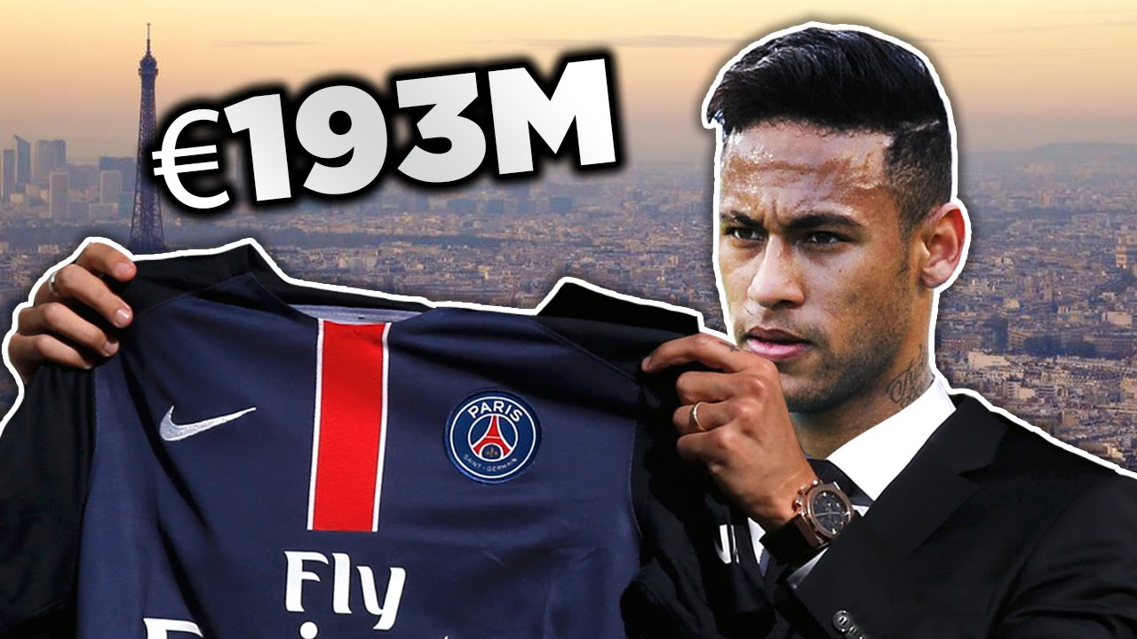 There's No Way Neymar Leaves Barcelona For PSG ... Probably