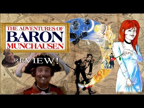 The Adventures of Baron Munchausen (1989) Review