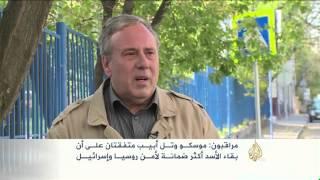 الوضع السوري في مباحثات بين بوتين ونتنياهو بموسكو