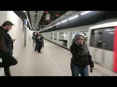 Amsterdam Metro Extravaganza 4 January 2018