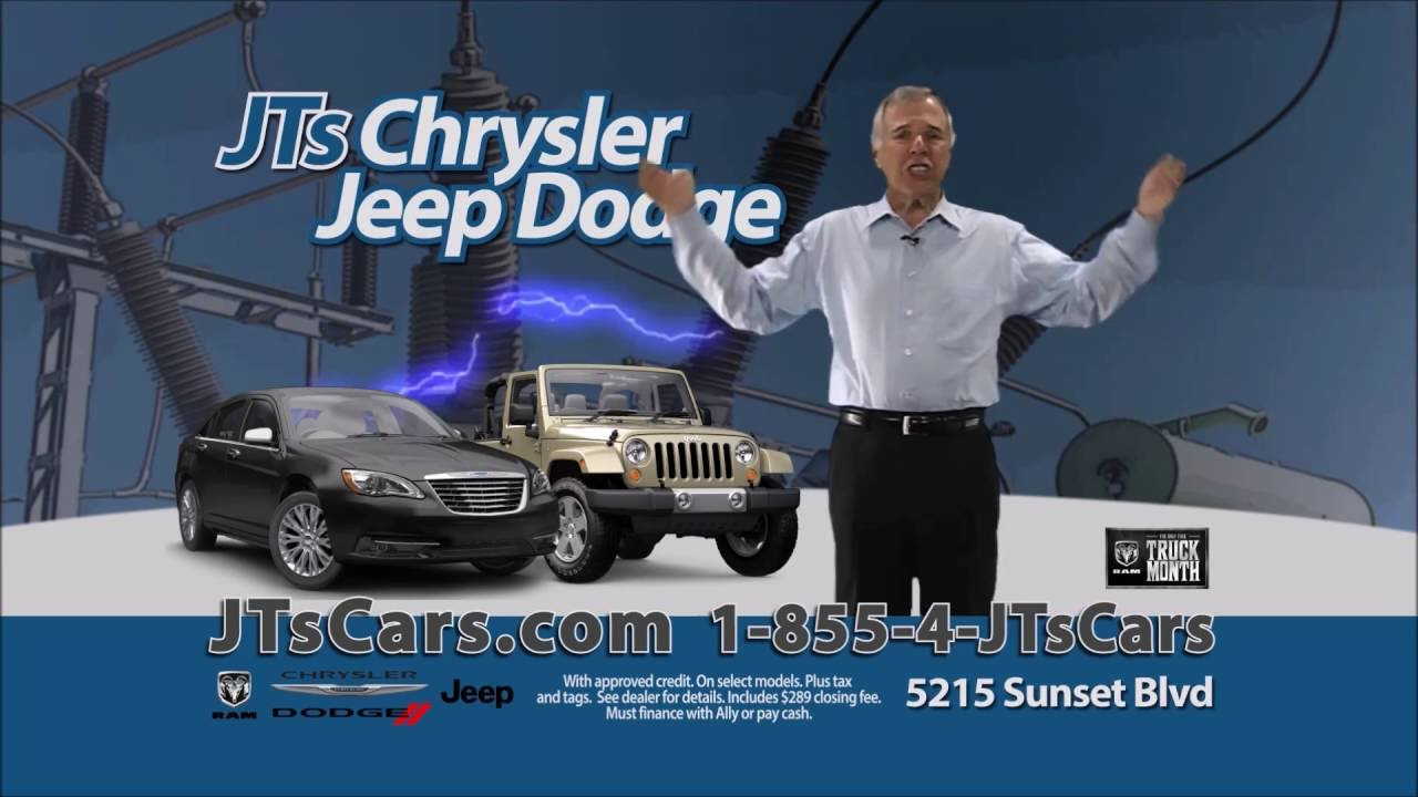 jts chrysler jeep dodge shocking youtube