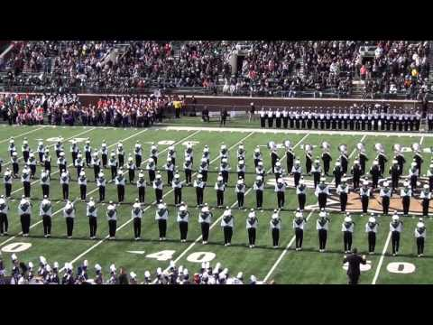 Ohio University Marching 110 - Alive - Sia - HD