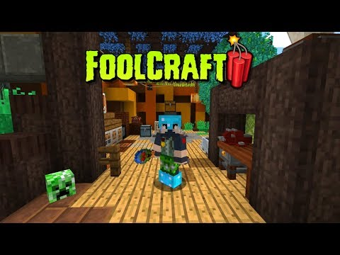 FoolCraft A MineCraft Mod Pack Used By The YouTube Group FoolCraft - Minecraft pe server erstellen ios