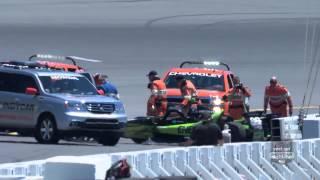 2014 Jack Hawksworth Pocono Practice 2 Crash