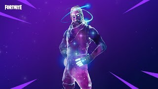 Fortnite The Cube Could This Be The Galaxy Skin Intro Into The Game