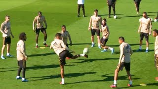 Real Madrid Train Ahead Of Game Against Levante | La Liga | Sports Tak