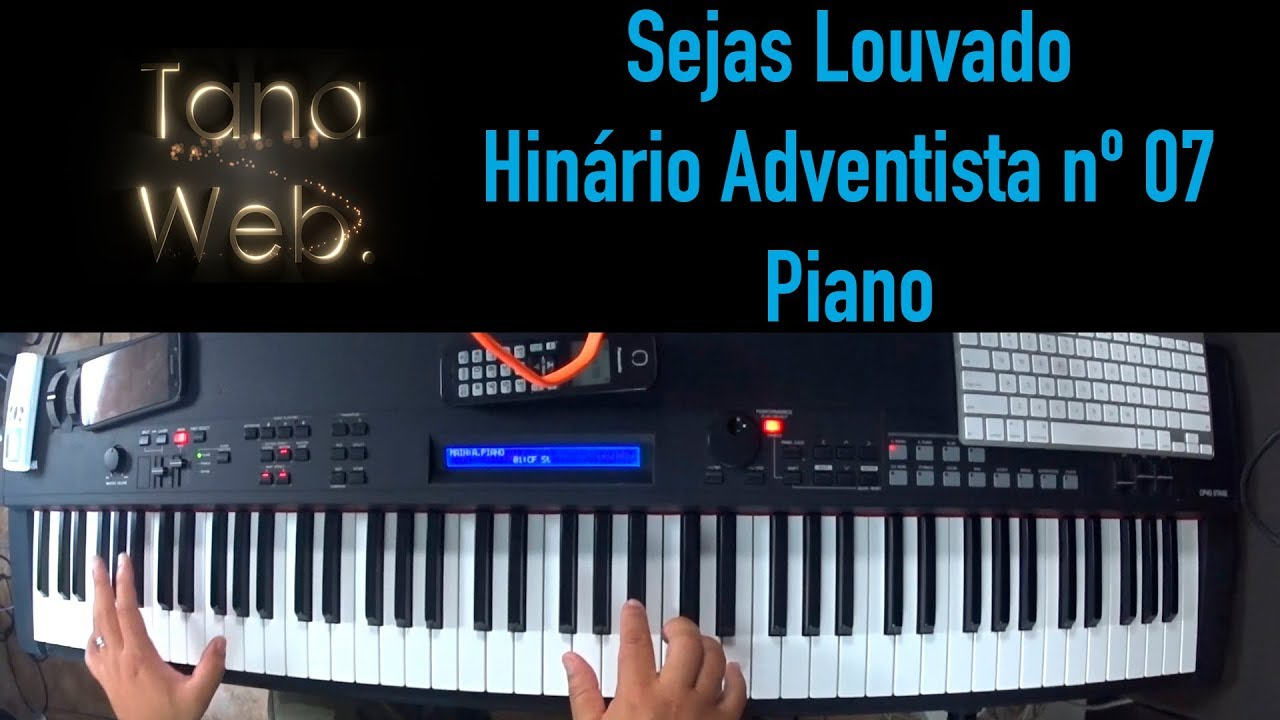 hinario adventista digital