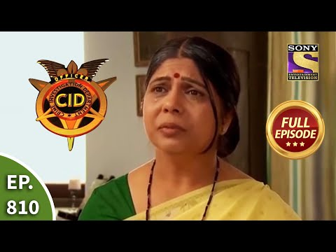 CID - सीआईडी - Ep 810 - Killer Bank - Full Episode