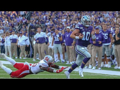 Nicholls vs Kansas State Football Highlights