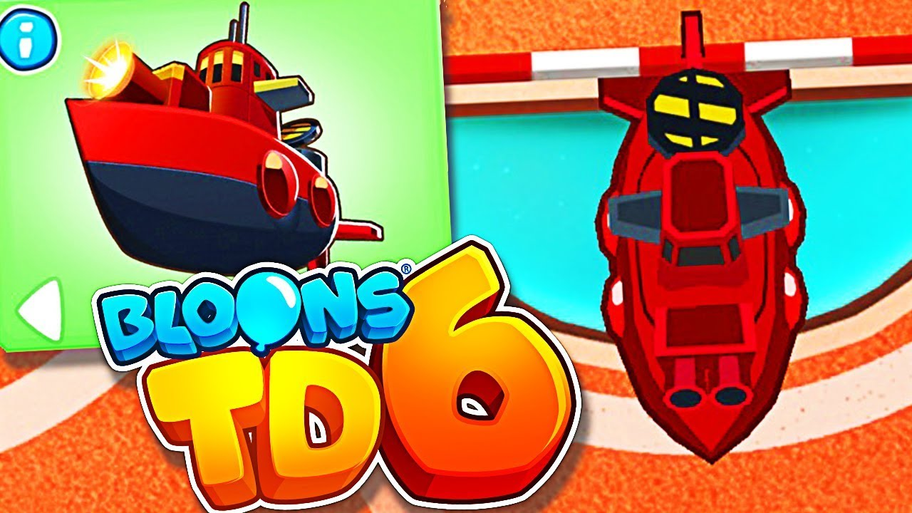 INSANE!!! :: TIER 5 SUB MADNESS!! :: BLOONS TD6