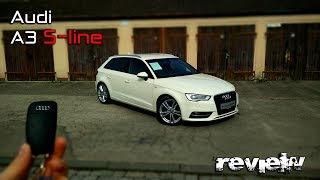 Audi A3 Sportback S Line 2013 Videos