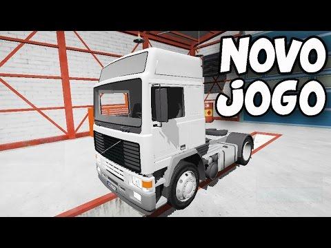 Novo Jogo Para (ANDROID/IOS)-Cargo Transport Simulator