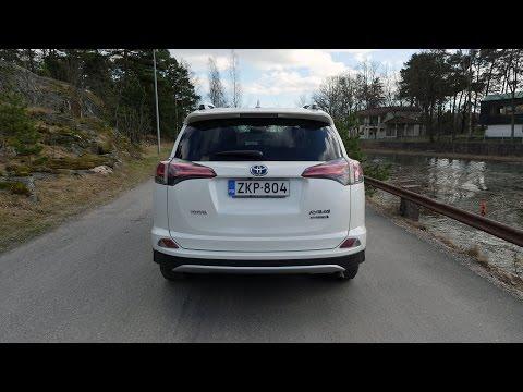 Kaaran Koeajossa Toyota RAV4 Hybrid 2016 - Osa 3/3 - Yhteenveto