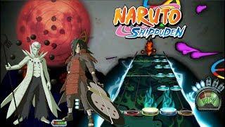 Guitar hero 3 Naruto Shippuden Opening 16 Full Silhouette