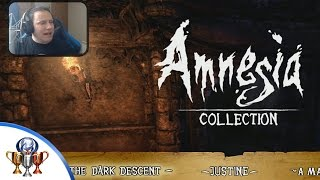 The Amnesia Collection PS4 The Dark Descent Let