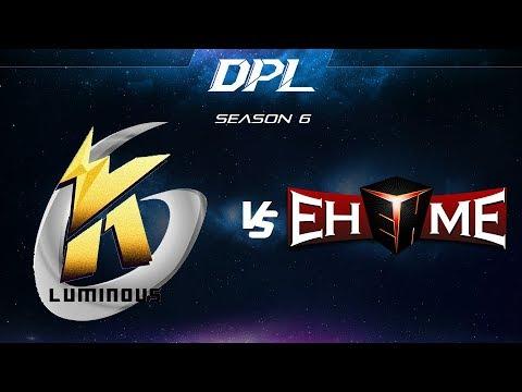 KG.L vs EHOME Game 1 - DPL Season 6: Group Stage w/ MLPDota & johnxfire