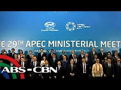 Bandila: Duterte dumating na sa Vietnam para sa APEC Summit