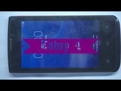 Cara Dual GSM dan Custom ROM Andromax C3 Fix