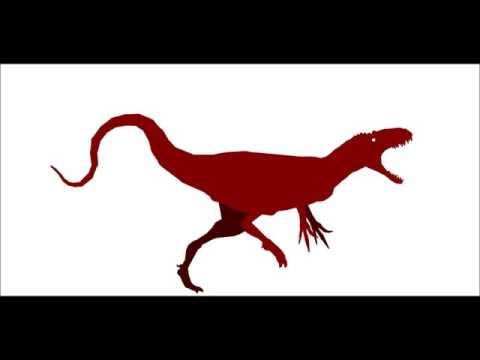 PDW Yutyrannus vs Daspletosaurus